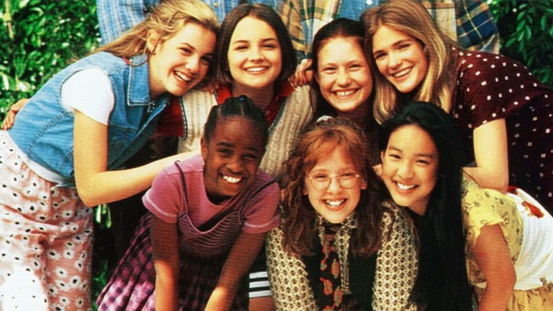The Cast Of 'The Baby-Sitters Club' Movie Have Reunited!