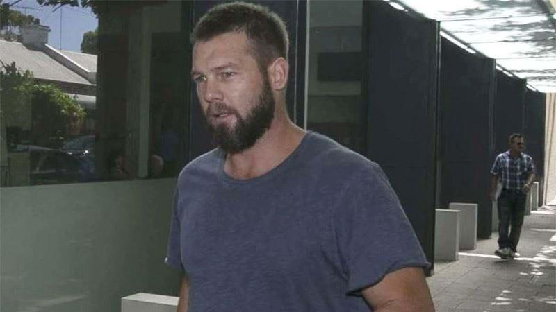 Ben Cousins walks free from jail