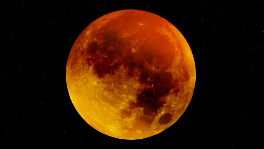 The First Super Blue-Blood Moon Eclipse In 152 Years Will Occur Over Australia This Month