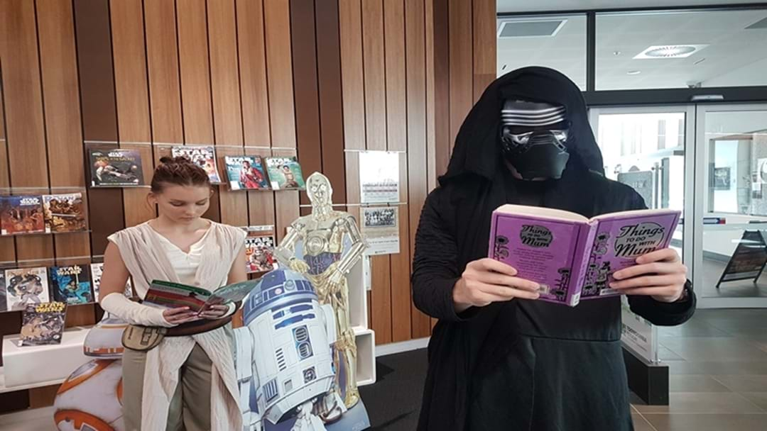 Feel the Force on Star Wars Day at the Library