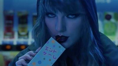 Does Katy Perry Feature In Taylor Swift's New Video?