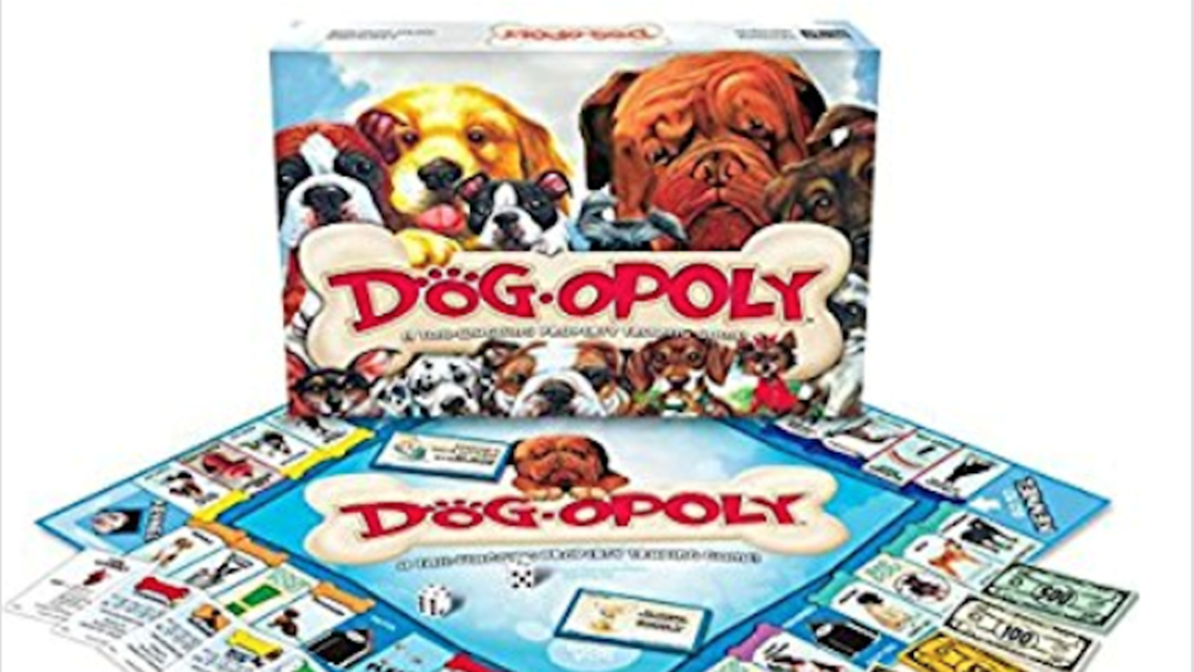 Dog-opoly Is The ONLY Game We Wanna Play In 2018