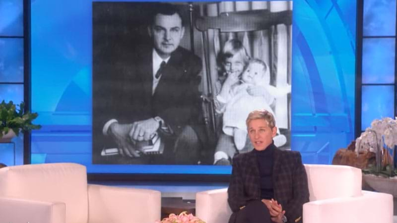 Elliott DeGeneres Latest News, Photos, and Videos