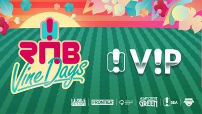 Win your way to RnB Vine Days!
