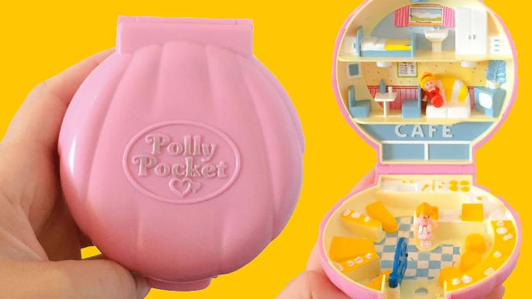 Your Old Polly Pockets Could Be Worth Hundreds So You Might Wanna Track Them Down!