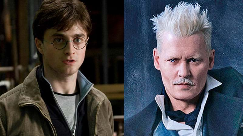 Daniel Radcliffe Reacts to Johnny Depp's 'Fantastic Beasts' Casting Controversy