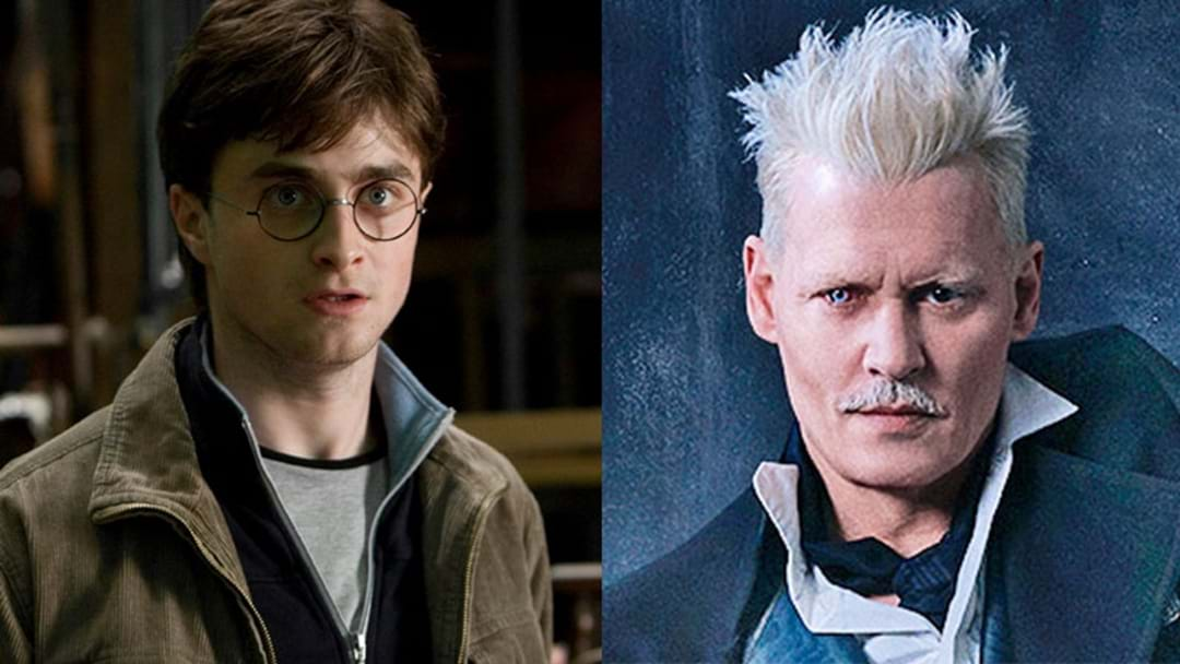 Daniel Radcliffe Has Spoken Out About Johnny Depp's Casting In 'Fantastic Beasts'