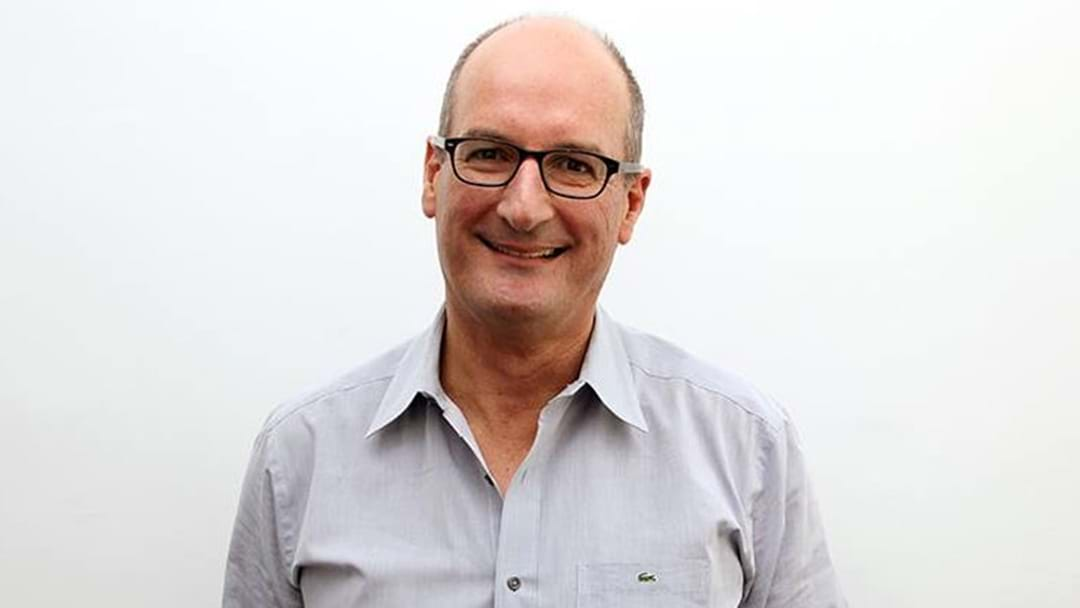 Kochie Pulled A David Letterman & Grew A Beard During His Break From 'Sunrise'