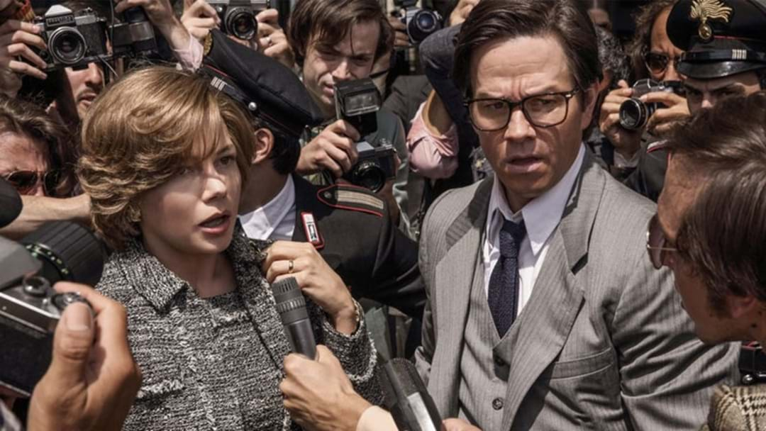 Mark Wahlberg Is Donating His $1.5M Earnings To 'Time's Up' In Michelle Williams' Name