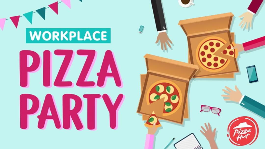 Workplace Pizza Party