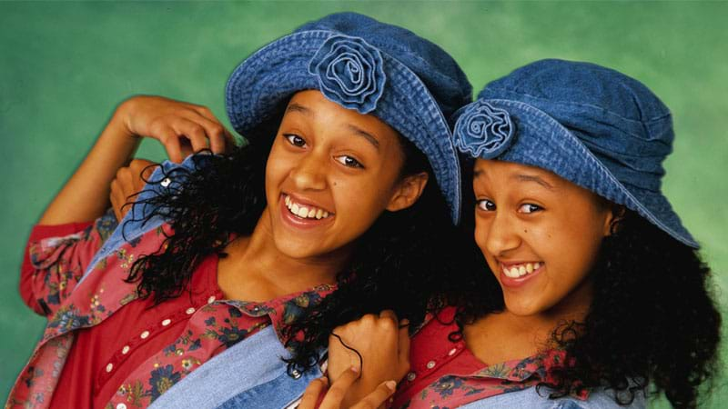 It's official! Sister Sister will be back on our screens very soon