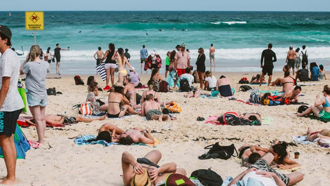 One Of Bondi Beaches Most Iconic Photo Locations Has Been Ruined