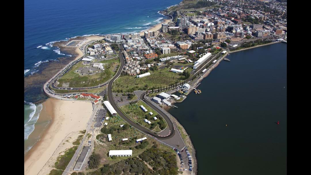 Supercars Safety Upgrades Continue In East End