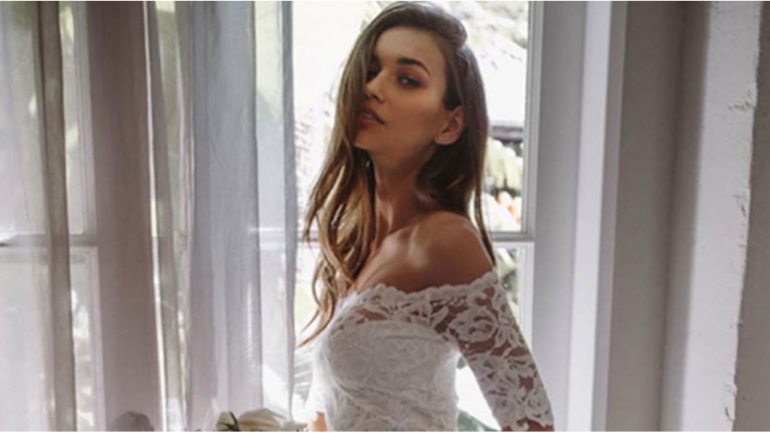 You'll Fall In LOVE With These Magical 2018 Wedding Dresses