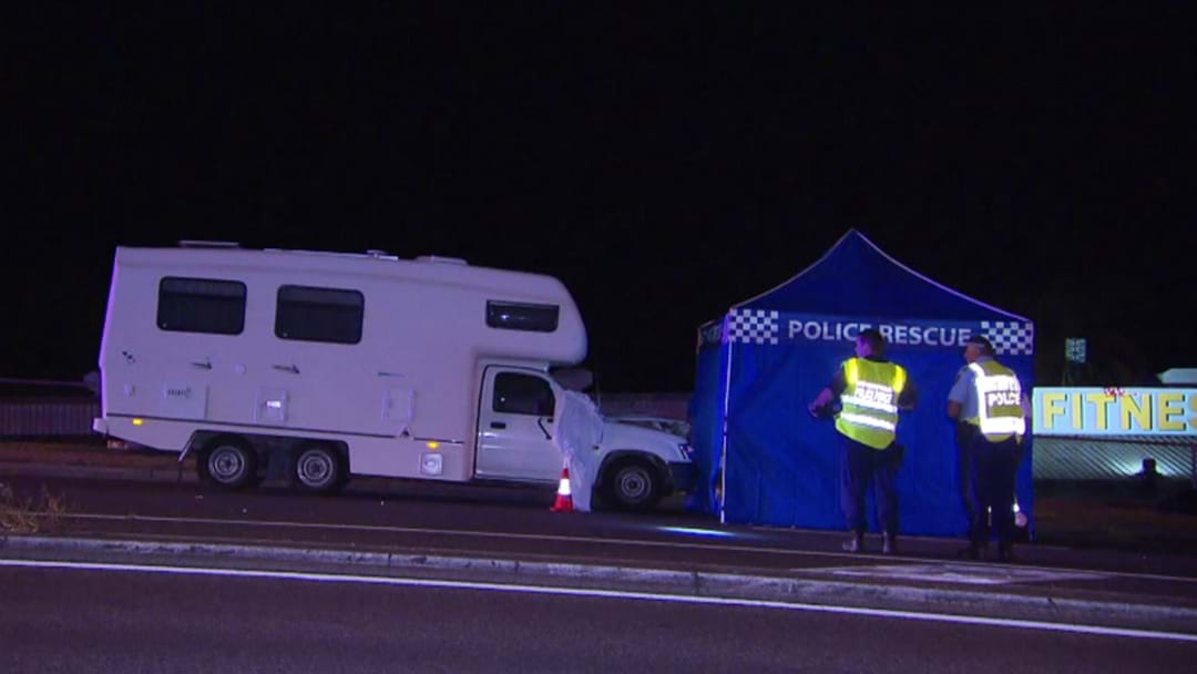 BELMONT TRAGEDY: Man Hit And Killed By Campervan