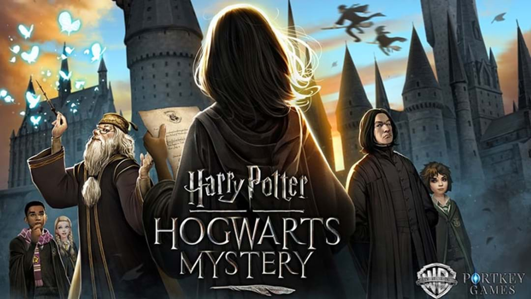 You Can Now Play The Harry Potter: Hogwarts Mystery Mobile Game & Live Your Wizarding Dream!