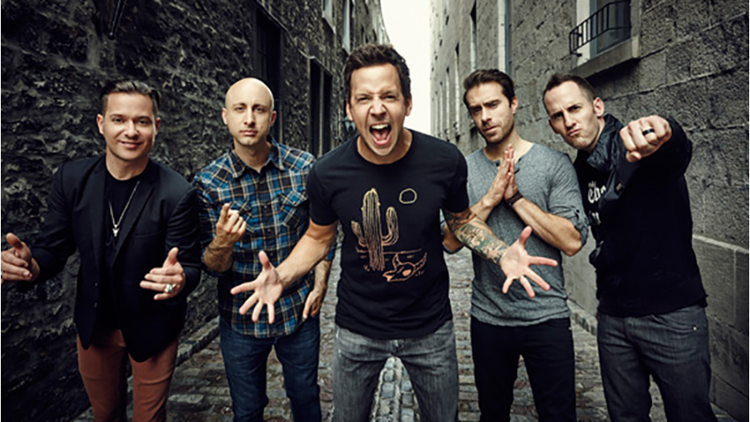 Simple Plan Announce 2nd Melbourne Show In 2018!