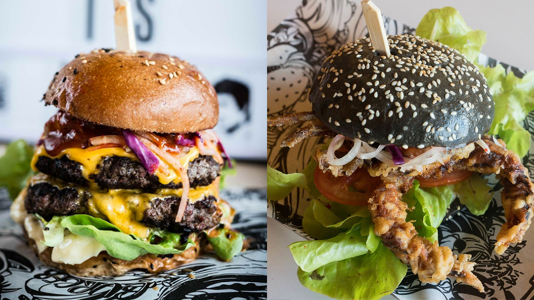 This New Chapel St Diner Is Serving Up Burgers With An Asian Twist