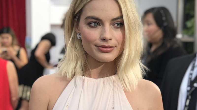 Article heading image for Margot Robbie wows on the red carpet at the Screen Actors Guild Awards
