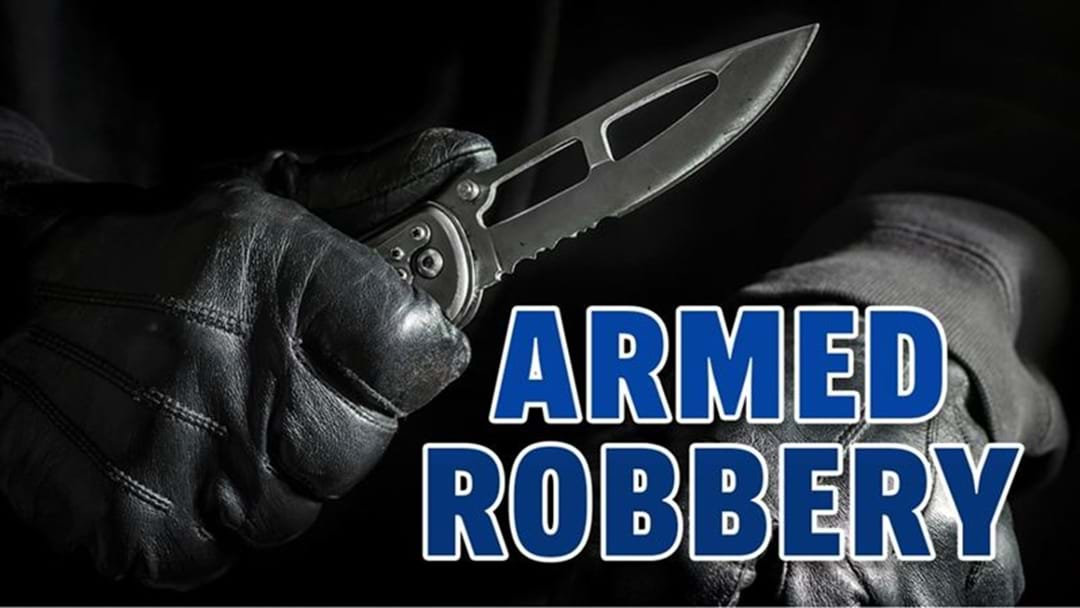 Attempted Robbery Goes Pear-shaped For Alleged Offender
