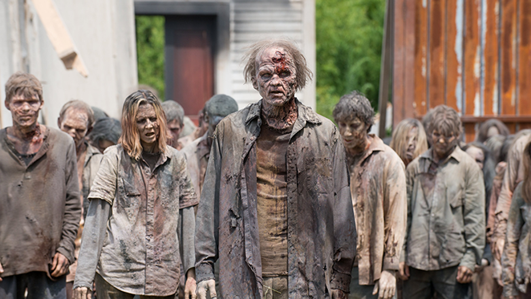 The Walking Dead Fans Rejoice: The Final Line-Up Of Walker Stalker Con Is Out