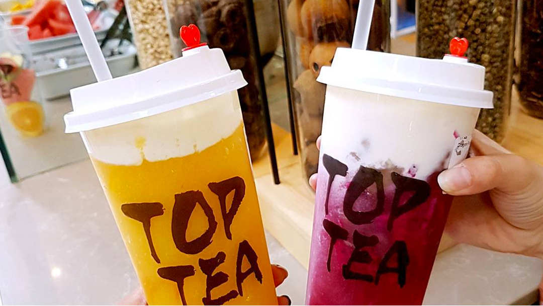 You Can Now Get Cheese Tea In Melbourne Because... Melbourne
