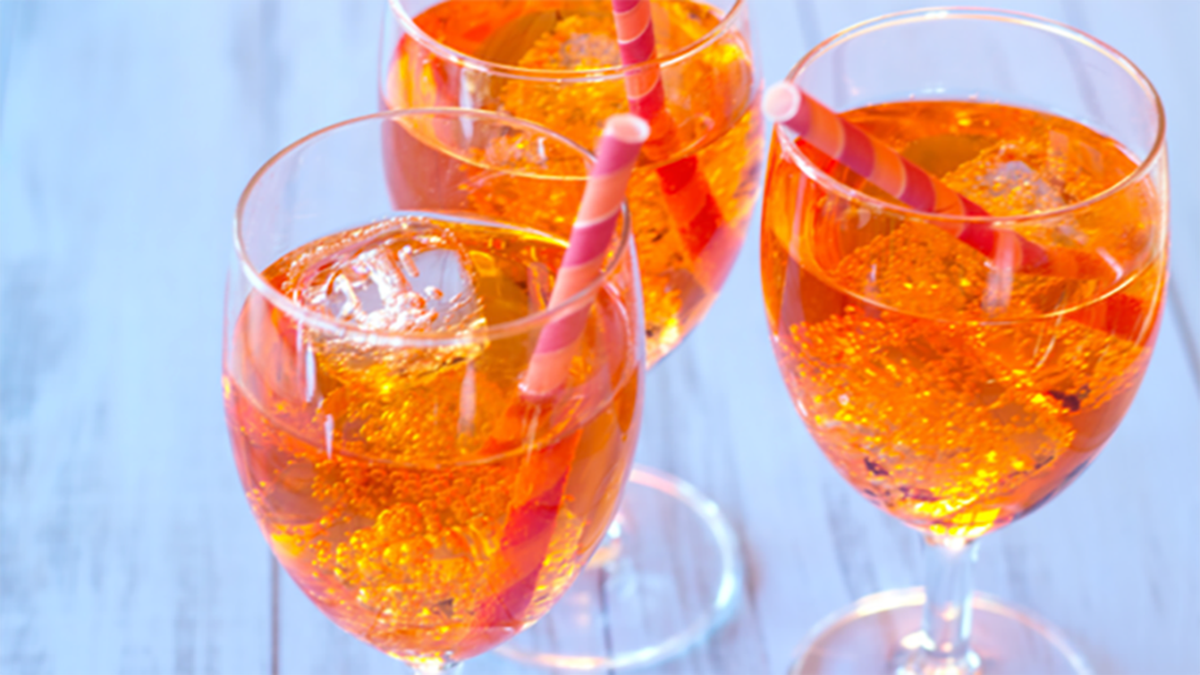 There Is An Aperol Spritz Pop-Up TODAY In The CBD & It's FREE