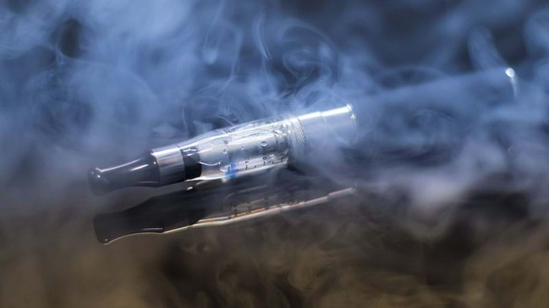 Vaping is safer than smoking-but long-term concerns remain, report finds