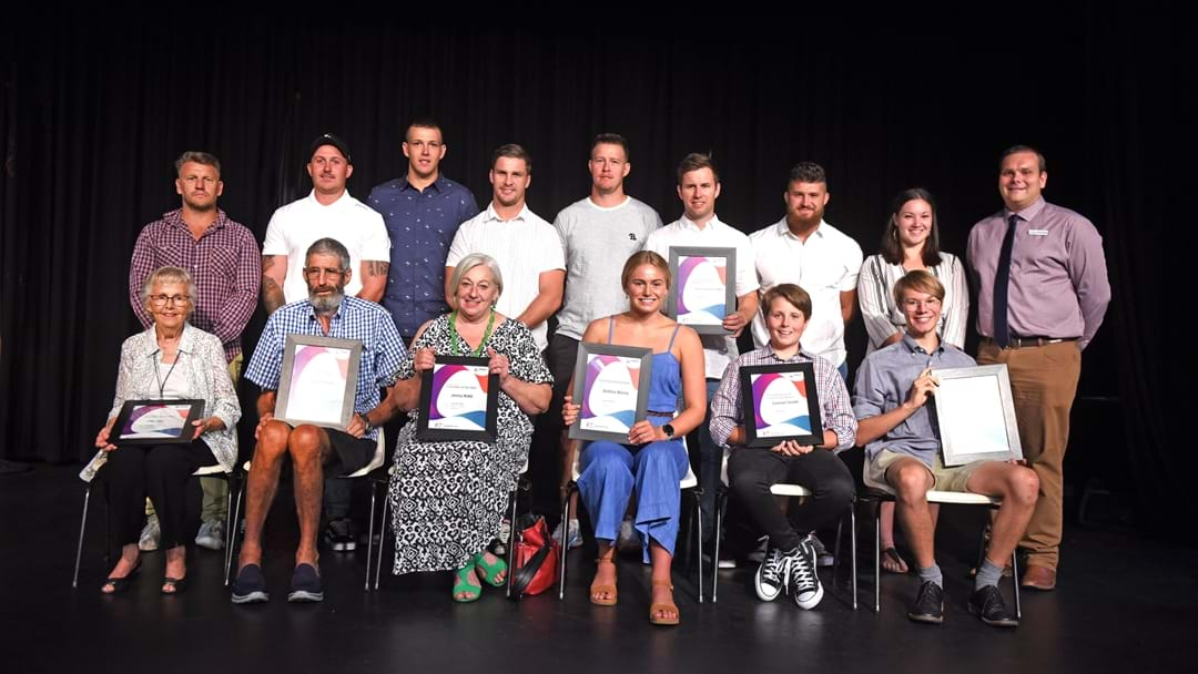 Tweed Shire 2018 Australia Day Award Winners Go Above And Beyond