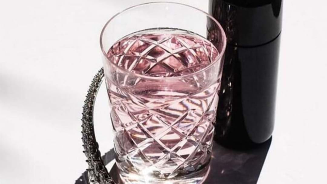Why Is Everyone Drinking Rose Water These Days?