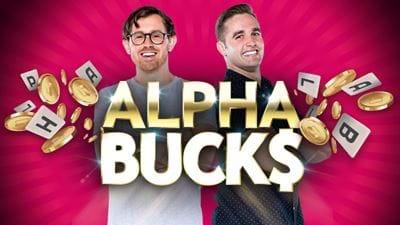 HIT'S ALPHABUCKS