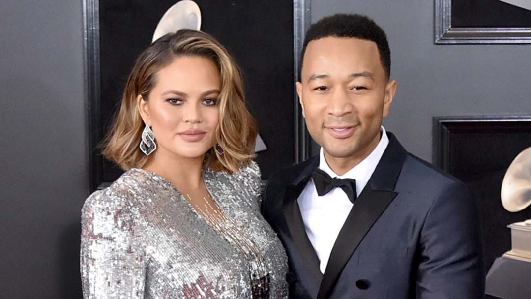Chrissy Teigen Reveals Gender Of Her Bub In A Beautiful Photo