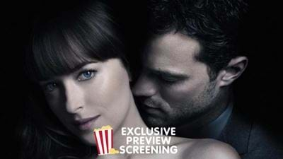 See Fifty Shades Darker Before It Comes Out!