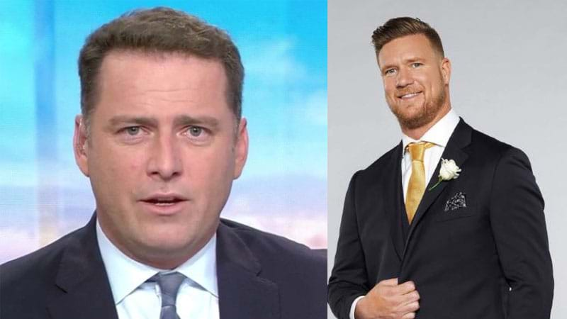 """Article heading image for Karl Stefanovic Has Called Dean From 'MAFS' """"Weak"""" For Refusing To Appear On The Show!"""