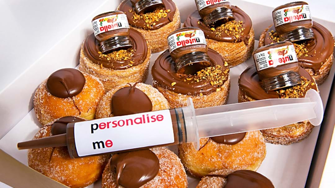This Is The Perfect Way To Celebrate World Nutella Day Next Week