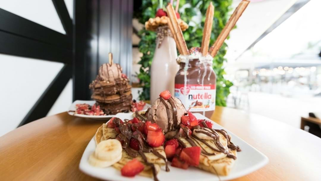 Cowch is dedicating the entire month of February to NUTELLA!