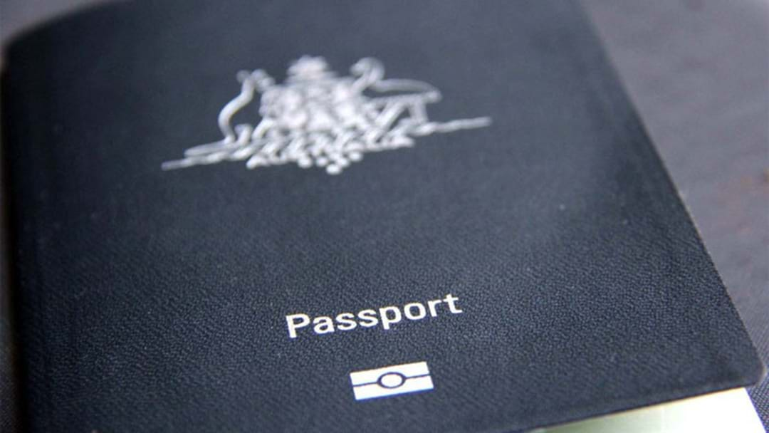 Turns Out There's A Reason Why The Australian Passport Is Navy Blue