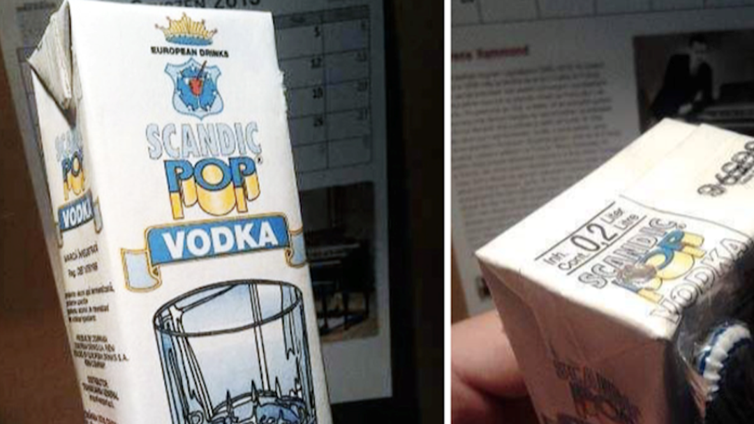 You Can Now Get Vodka In A Juice Box, So Ready Your Straws