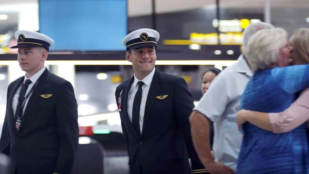 Qantas' New Safety Video Will Make You Proud To Be Australian & A Bit Teary