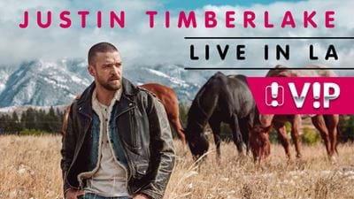 Win your way to Justin Timberlake in LA!