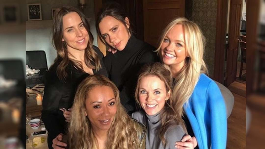 CONFIRMED: The Spice Girls Have Reportedly Signed Tour Contracts