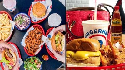 A New '80s Inspired Diner Has Opened In Balmain