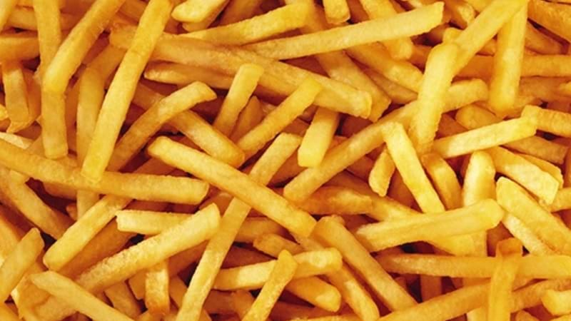 Chemical in McDonald's french fries may help cure baldness, study says