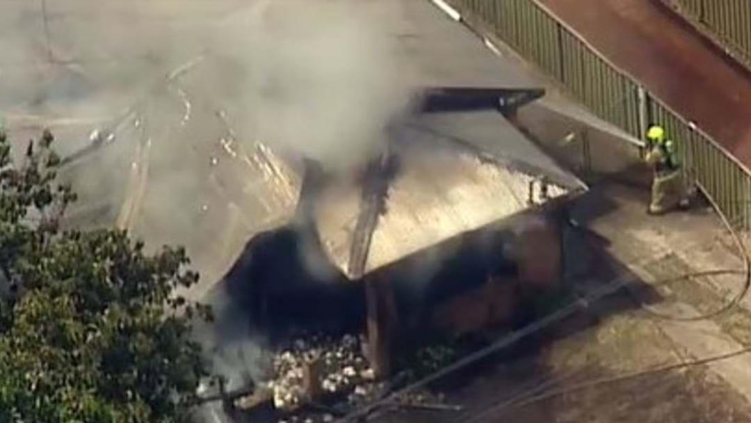 Reports Person May Be Missing After Quakers Hill House Fire