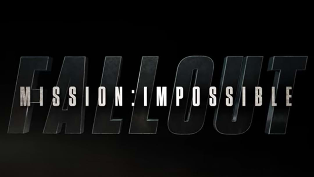 The Stunts In The New Mission: Impossible Fallout Trailer Are Off The HOOK!