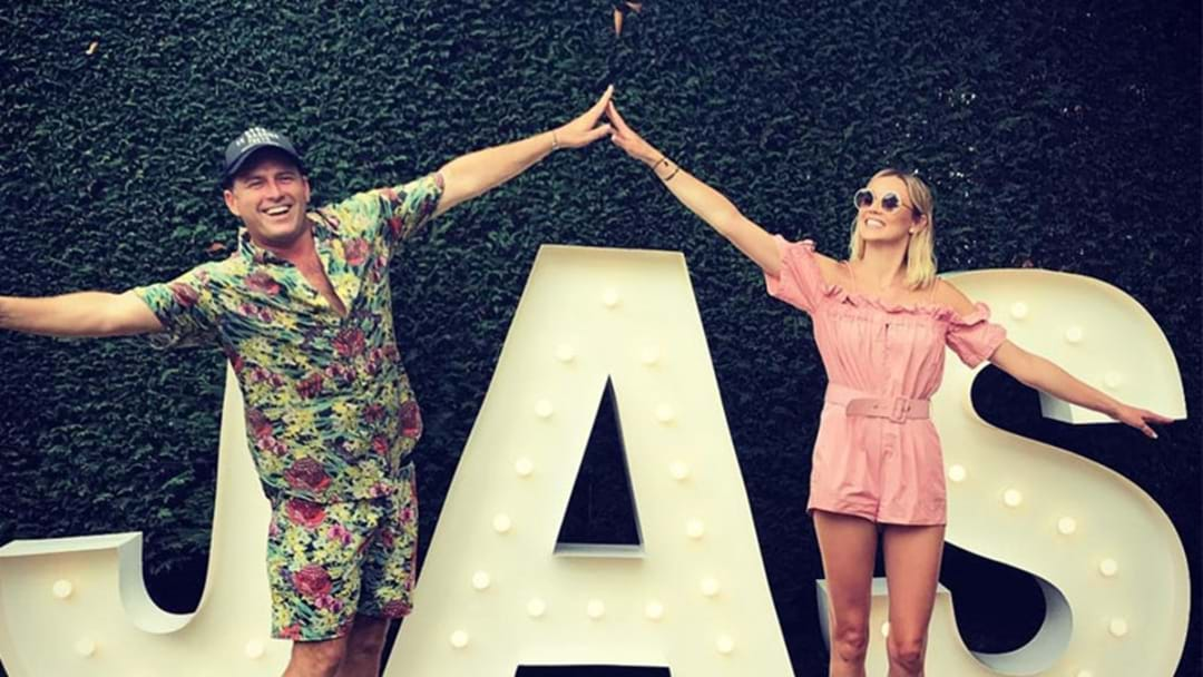 Karl Stefanovic & Jasmine Yarbrough Are Engaged!