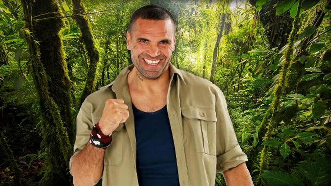 Anthony Mundine Didn't Quit 'I'm A Celebrity' Because Of Danny Green