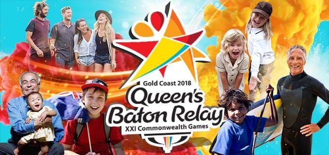 Article heading image for Shepparton to host Queen's Baton Relay today!