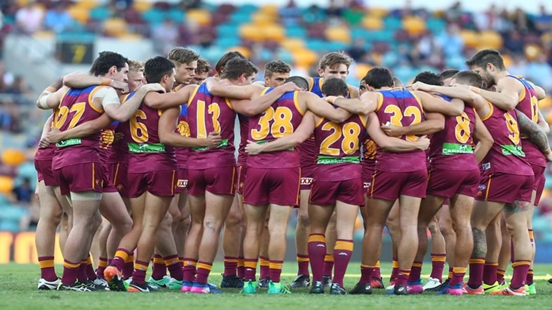 Dinner with the Brisbane Lions