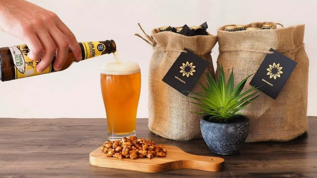 OMG! You Can Gift Beer Bouquets For Valentine's Day!